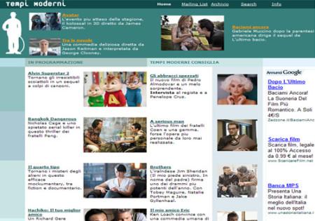 Portfolio Starfarm Internet Communications srl - Tempi Moderni