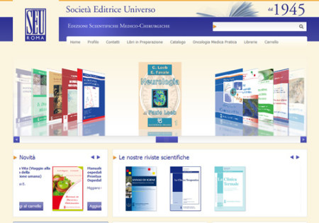Portfolio Starfarm Internet Communications srl - Società Editrice Universo