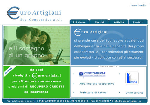Portfolio Starfarm Internet Communications srl - Euro Artigiani