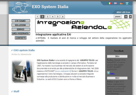 Portfolio Starfarm Internet Communications srl - Exosystem Italia