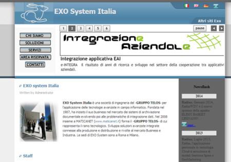 Portfolio Starfarm Internet Communications srl - Exosystem Italia